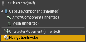 Nav invoker component