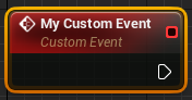 "Created event named ""My Custom Event"""